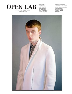 Open Lab Fall/Winter 12 Jake Shortall