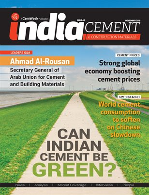 India Cement and Construction Materials Journal (ICCM) #44