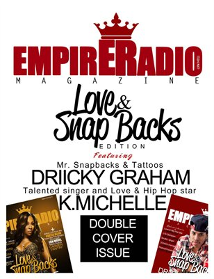 Empire Radio Magazine Issue#12 (Digital)