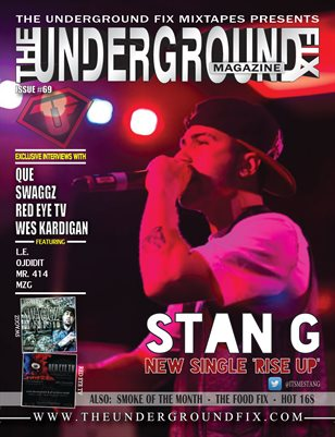 The Underground Fix Magazine Issue #69
