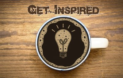 "Get Inspired - The Coffee Table Book - ""An Adventure into Faith, Technology & Social Entrepreneurship"