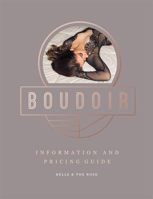 B&R Boudoir Magazine