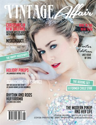 Vintage Affair Magazine | Winter 2015