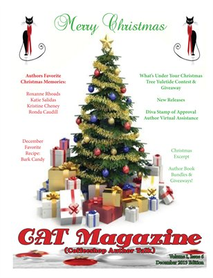 CAT Magazine December 2013 Edition Vol. I Issue 6