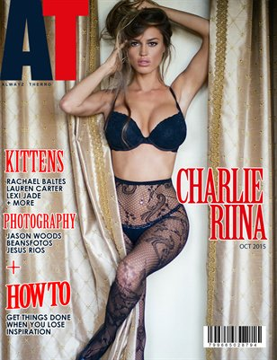 Alwayz Therro - Charlie Riina - October 2015 - Issue #63