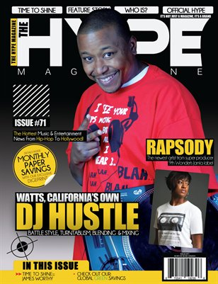 The Hype Magazine issue #71
