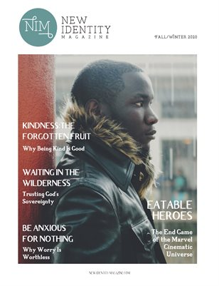 New Identity Magazine - Issue 42