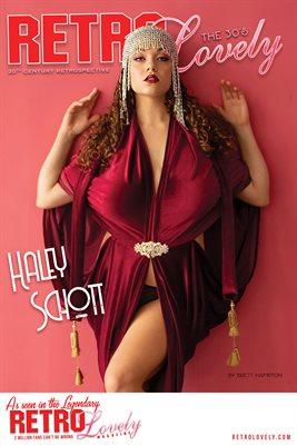 Haley Schott Cover Poster