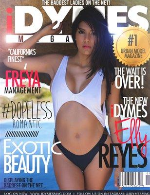 iDYMES Magazine (Winter Series/Elles Reyes) 2015