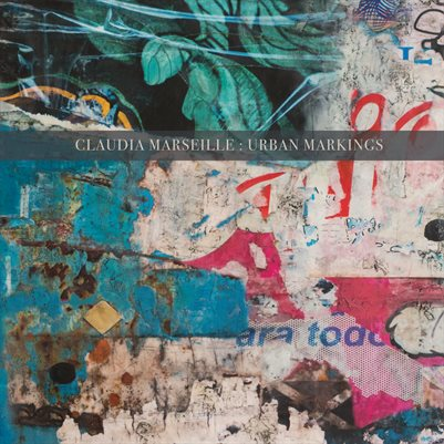 Claudia Marseille: Urban Markings at Seager Gray Gallery