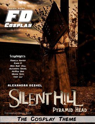 Fuzion Dark Alexandra Geshel Cosplay VOL 6 Cover3