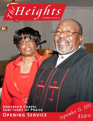 Volume 2, Issue 15 - September 11, 2011