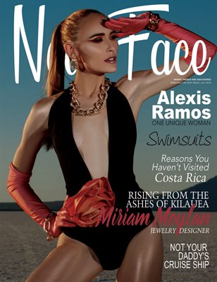 New Face Fashion Magazine - Issue 19, July '18