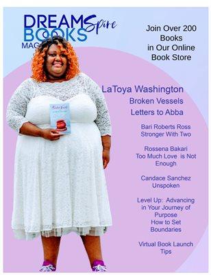 DreamSpire Books LaToya Washington