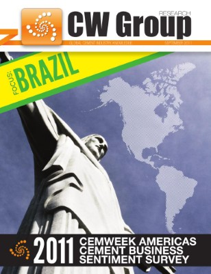 2011 CemWeek Brazil/Americas Cement Sector Survey