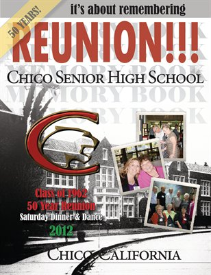 Chico High School Class of 1962 Reunion