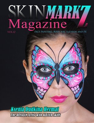 September Issue of SkinMarkZ Magazine - Vol. 12