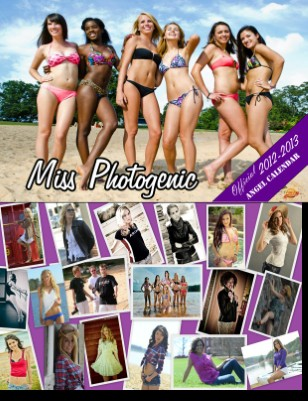 Miss Photogenic Calendar 2012-2013