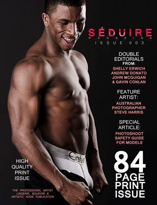 Seduire Magazine - Issue 003