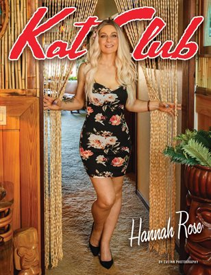 Kat Club No.24 – Hannah Rose Cover