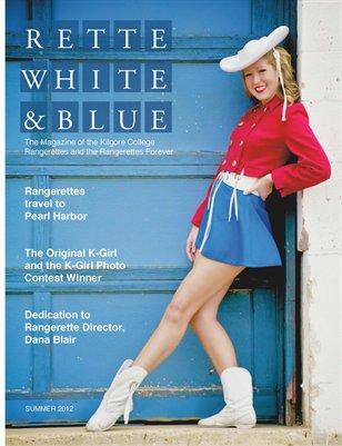 Rette, White & Blue Summer 2012