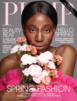 PUMP Magazine | The Trendsetter Issue Vol.2 | May 2021