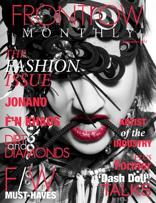 Front Row Monthly | September 2011