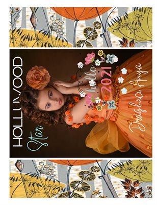 Hollywood Stars Calendar part 3