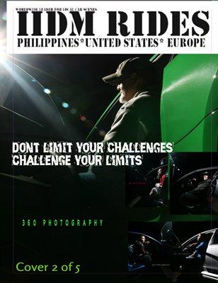 IIDM RIDES Vol 2 Cover 2