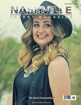 Nashville Talent Magazine November 2017 Edition