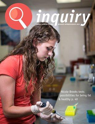 Inquiry 2013