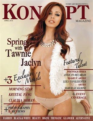 Koncept Magazine April 2014