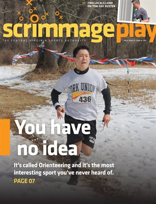 Scrimmage Play Vol. 6, Issue 20
