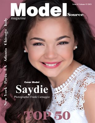 Model Source magazine Issue 6 Volume 13 2021 May Top 50