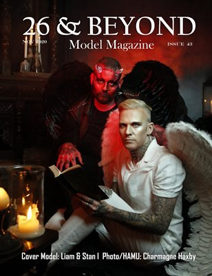 26 & Beyond Model Magazine Issue #43