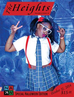 Volume 5 Issue 10 - NANights Halloween 2014