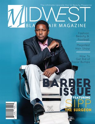 Oct/Nov 2015- Midwest Black Hair Magazine