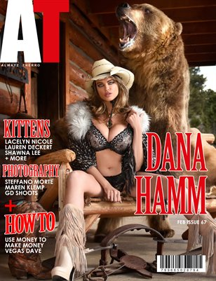 Alwayz Therro - Dana Hamm - February 2016 - Issue 67