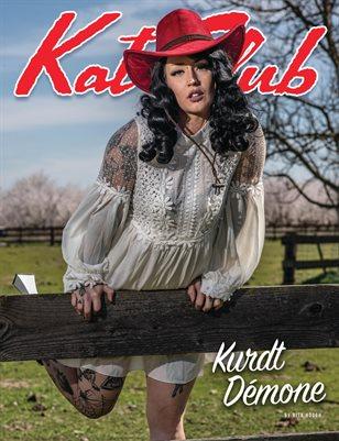 Kat Club No.13 – Kurdt Démone Cover