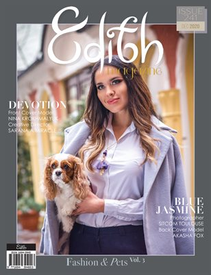 December 2020, Fashion and Pet, Issue 241