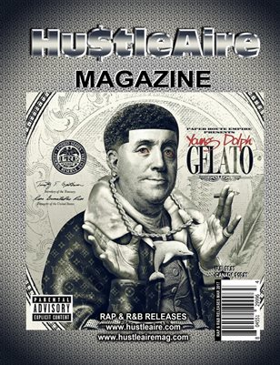 Hustleaire Magazine March 2017 Edition