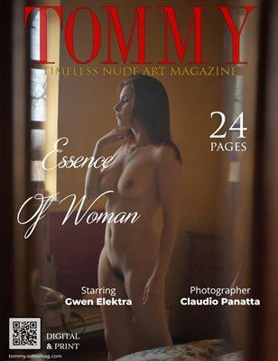 Gwen Elektra - Essence Of Woman - Claudio Panatta