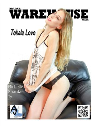 Model WAREHOUSE Magazine Tokala Love Issue