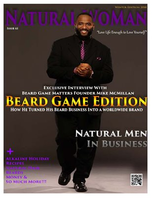 Natural Men In Business: Beard Game Edition