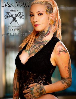 "LV23 mag issue 17 ""tattoo Fanatics"""