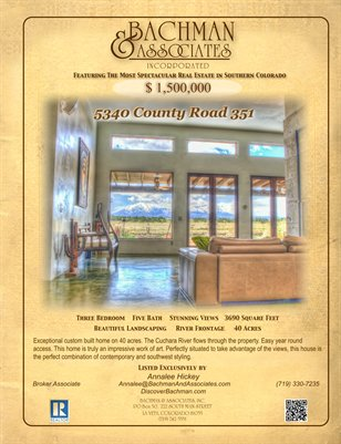 5340 County Road 351 4-Page Brochure