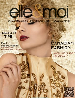 Elle & Moi  Canada - January 2018 edition