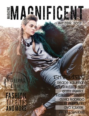 Magnificent Magazine February