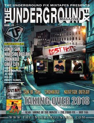 The Underground Fix Magazine Issue #77