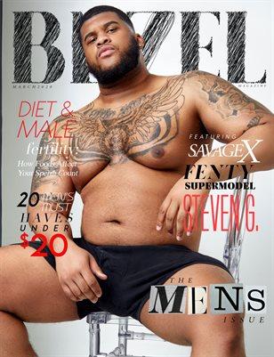 BEZEL Magazine; The MEN'S ISSUE